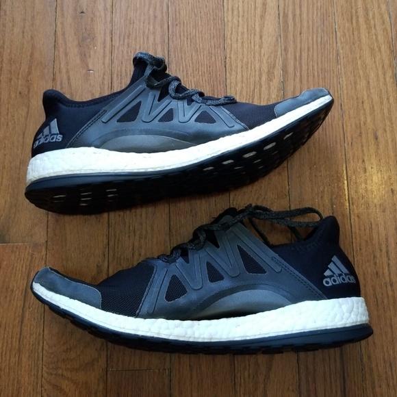 2d4d5fcc8 adidas Shoes - Womens Adidas Pure Boost X Black Size 10